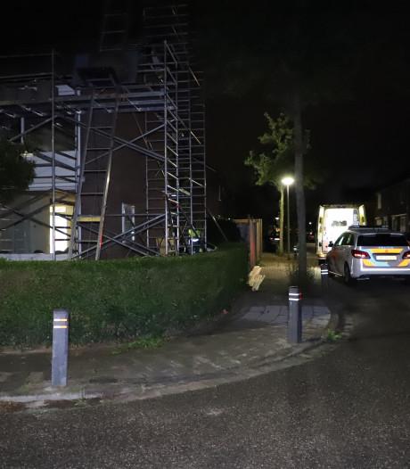 Man gewond na val van ladder in IJzendoorn