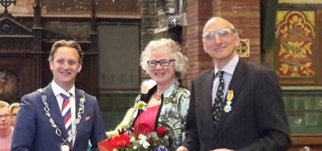 Heksenwaagpromotor nu Ridder in de Orde van Oranje Nassau