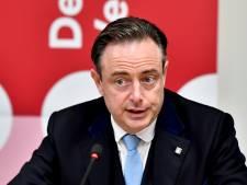 """Bart De Wever satisfait: """"La piste de l'arc-en-ciel semble heureusement écartée"""""""