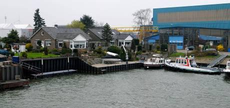 Uitbreiding haven Boven-Hardinxveld is veel later klaar: 'Chemours is de schuldige'