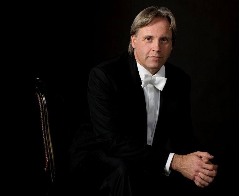 Markus Stenz Beeld Radio Philharmonisch Orkest