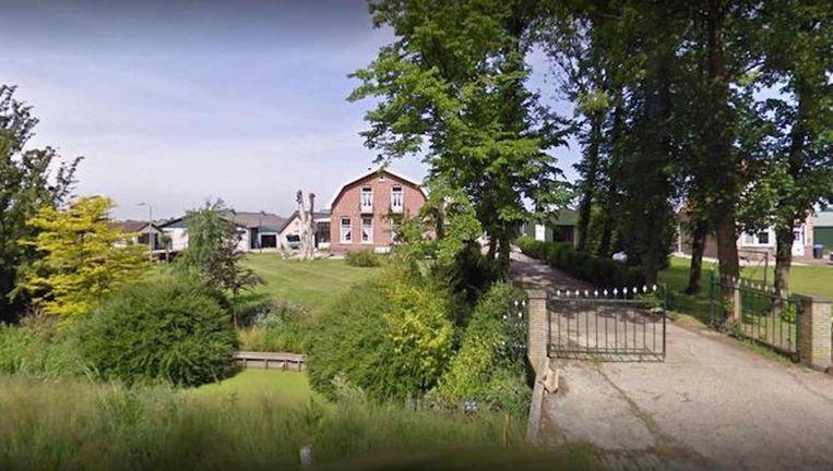 Zorgboerderij De Boterbloem in Osdorp. Beeld Google Streetview