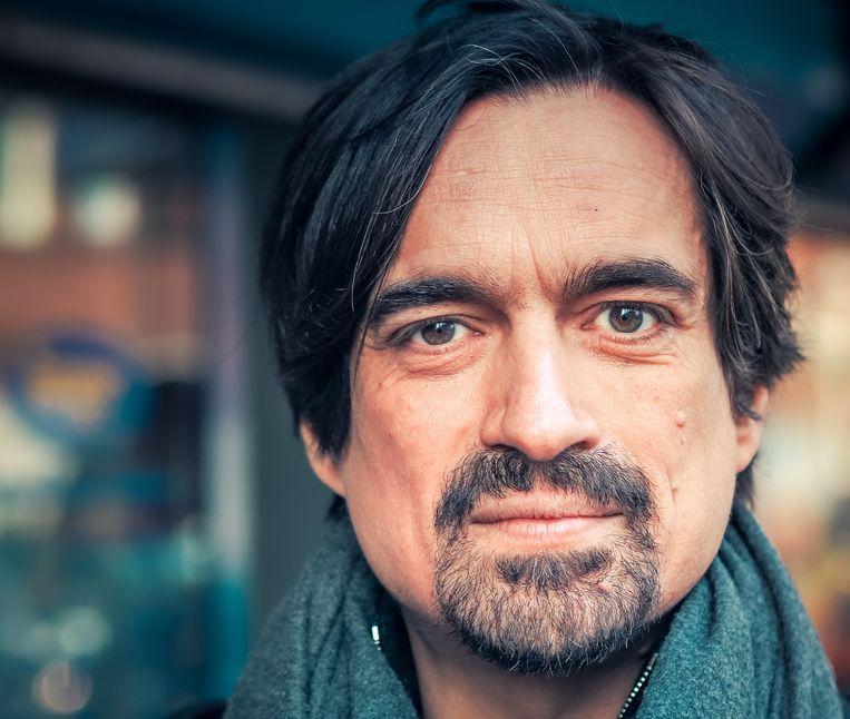 Theatermaker Eric de Vroedt Beeld Gordon Meuleman