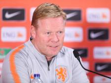Koeman tempert optimisme: 'Oranje is er nog lang niet'