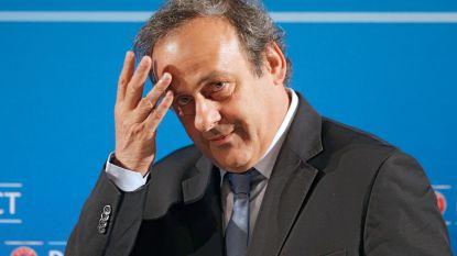Gewezen UEFA-voorzitter Platini opgepakt, vermoedens van corruptie over toewijzing WK's 2018 en 2022