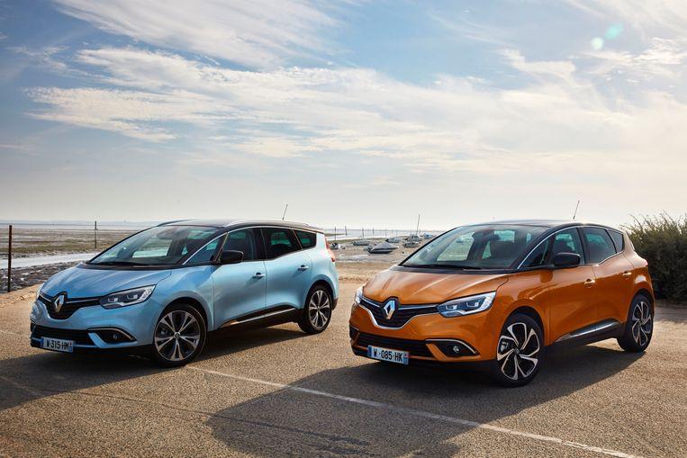 Renault Grand Scénic.