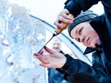 Doesburg krijgt beeld van ijs
