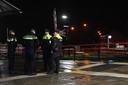 Politie op station Cuijk