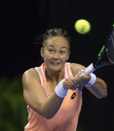 Kerkhove in drie sets onderuit op Roland Garros