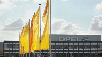 Opel-fabriek in Antwerpen gaat tegen de grond