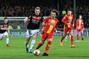 De laatste minuten van Mael Corboz voor Go Ahead Eagles, die tegen NEC zou uitvallen.