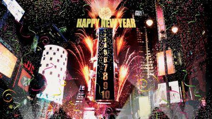 Servies kapot gooien, een wens opdrinken en foto's verbranden: zo viert men nieuwjaarsnacht in andere landen