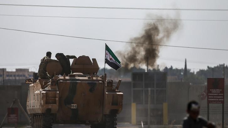14 civils ont été tués dans des frappes d'Ankara et ses alliés, selon une ONG