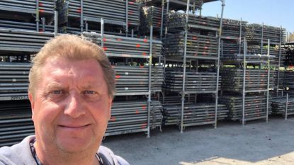 """Zaakvoerder Chris Holemans van Zippolla Evenementenbureau: """"Eerste zomer in 40 jaar zonder festivals"""""""