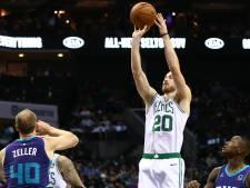 Hayward récompense enfin les Celtics, Leonard porte les Clippers