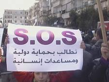 China: Stop geweld tegen onschuldige burgers Syrië