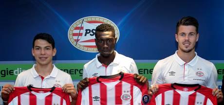 'Chucky' Lozano onder massale belangstelling gepresenteerd bij PSV