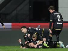 Bekersucces bezorgt NAC Breda zwarte cijfers