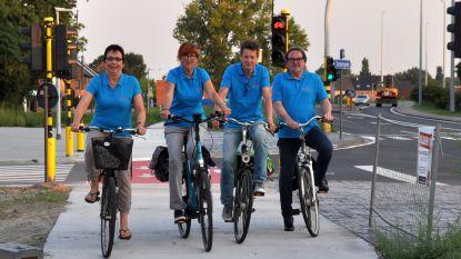 """Blij met fietspad op N41! En dan nu graag ook een veiliger kruispunt..."""