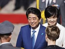 Japanse premiersvrouw deed alsof ze geen Engels sprak om Trump te negeren