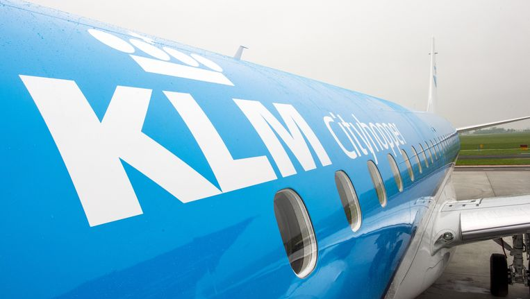 null Beeld KLM