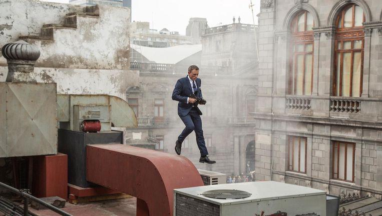 Daniel Craig (49) verzekerde voor zijn rol in de James Bond-films zijn hele lichaam. De totale waarde van zijn fysiek zou circa 5 miljoen pond bedragen. Beeld Jonathan Olley
