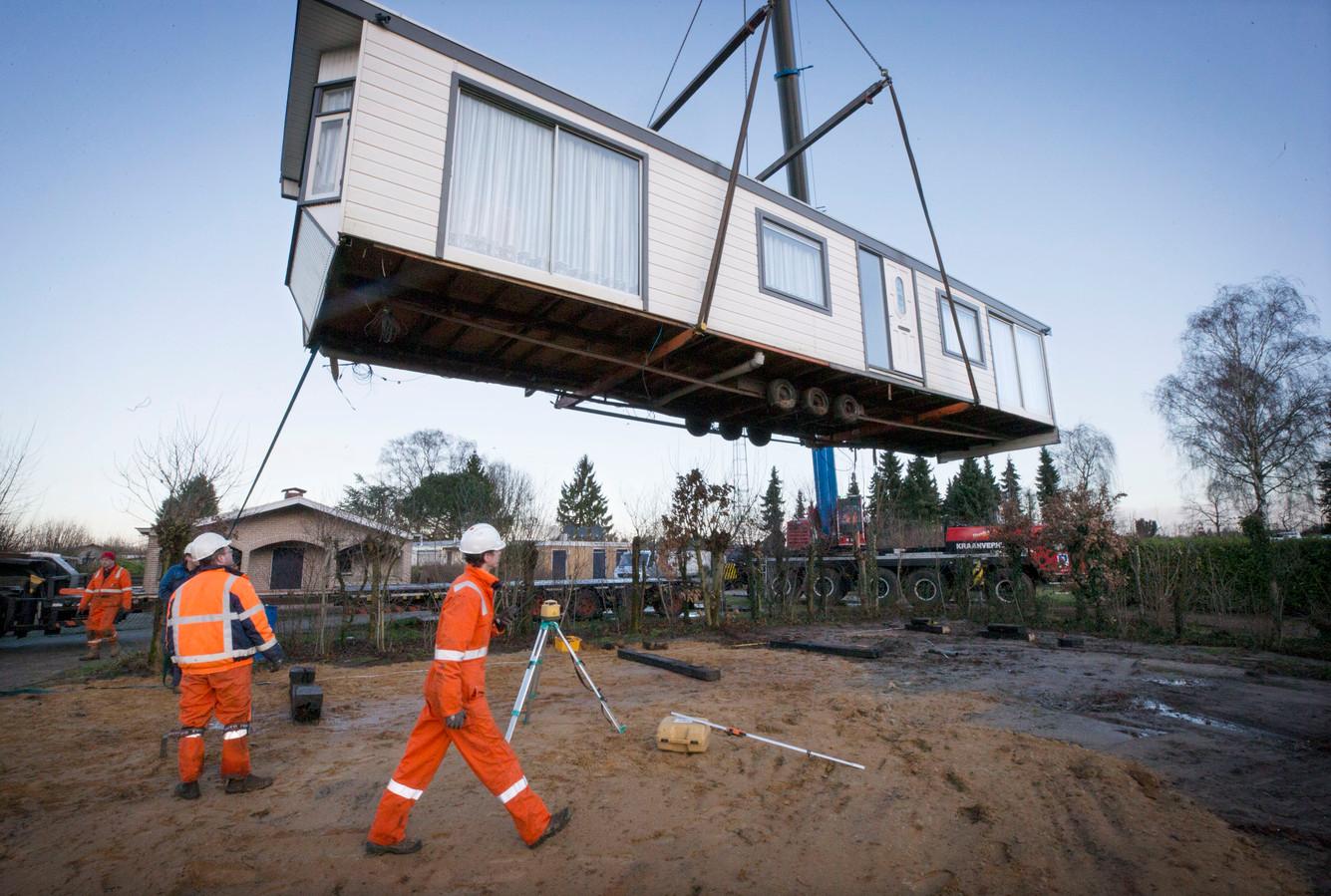 De (betere) stacaravans van camping Fort Oranje zouden worden opgeslagen op een terrein bij Stolwerk in Breda, zei de gemeente Zundert eerder. Nu blijkt dat alle weggetakelde caravans zijn gesloopt.