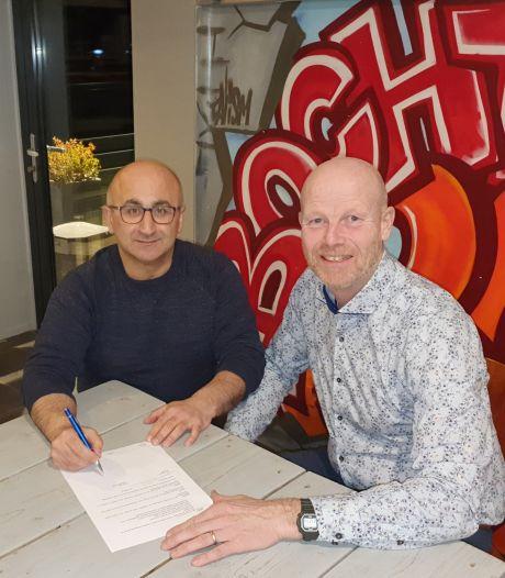 De Bocht'80 verlengt contract met Suat Tasci