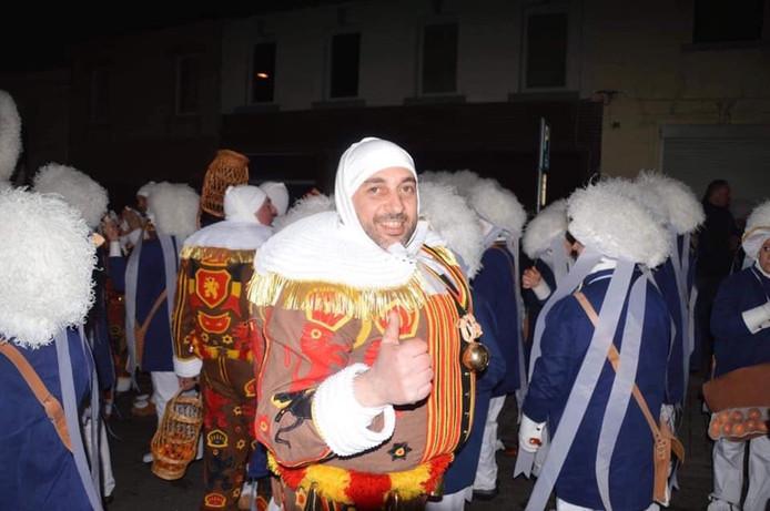 """Guglielmo Pastorelli, président des """"Amis Réunis"""""""
