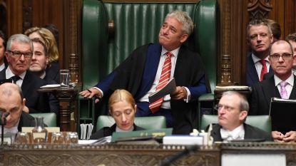John 'Orderrrrr' Bercow stopt als voorzitter van het Britse parlement