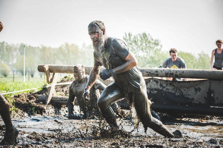 De deelnemers krijgen een pak modder voorgeschoteld komend weekend.