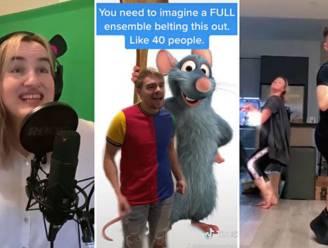 TikTokkers bedenken zelf volledige 'Ratatouille'-musical tijdens lockdown (en hij is best goed)
