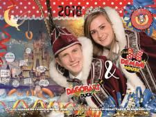 Carnavalskranten uit Hapert en Valkenswaard in de prijzen