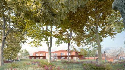 Eerste plannen voor nieuwe school De Bron en De Oester klaar, nadruk op natuur blijkt fel aanwezig