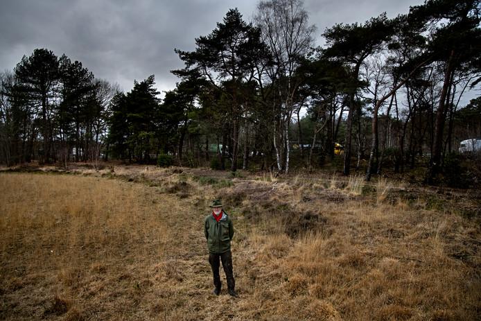 Bijna nergens is het helemaal stil, weet boswachter Mari de Bijl.