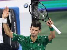 Après les critiques, le don: Djokovic vient en aide à une ville durement touchée par le Covid-19