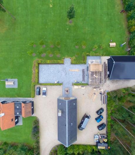 Landgoed Sollewerf begint met sloop van illegale bouwwerken