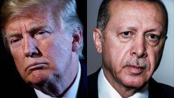 """Trump kondigt economische sancties aan tegen Turkije: """"Bereid om Turkse economie snel te vernietigen"""""""