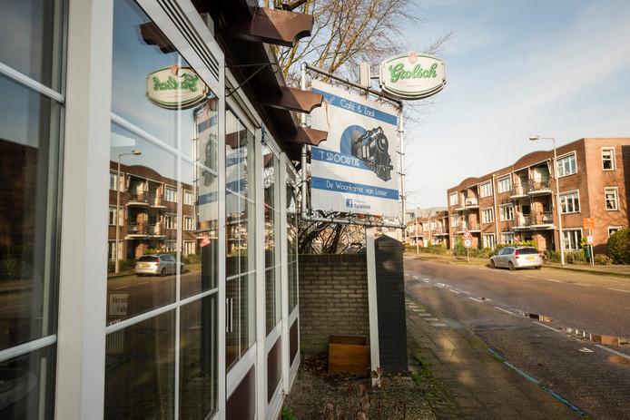 Café 't Spoortje is failliet. Voorlopig blijven de deuren gesloten, in afwachting van een eventuele nieuwe exploitant.