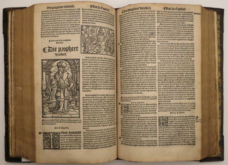 De Van Liesvelt-bijbel