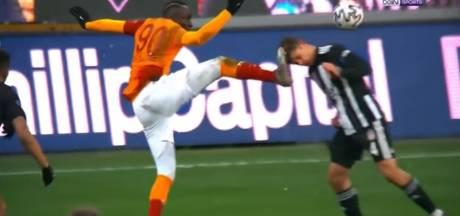 Mbaye Diagne refait parler de lui lors du derby entre Besiktas et Galatasaray