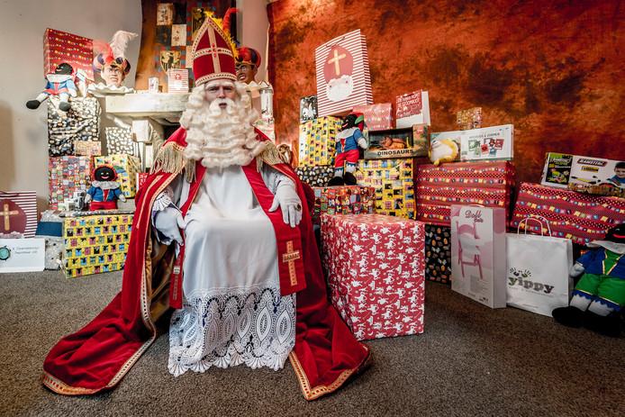 Bij de Speelgoedbank-Achterhoek in Winterswijk zijn cadeautjes voor kinderen uit arme gezinnen verdwenen. Foto ter illustratie, dit zijn niet de cadeau's in Winterswijk.