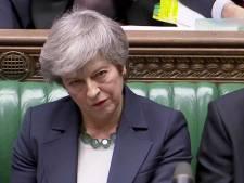 'May wil mogelijkheid om brexit lang uit te stellen'