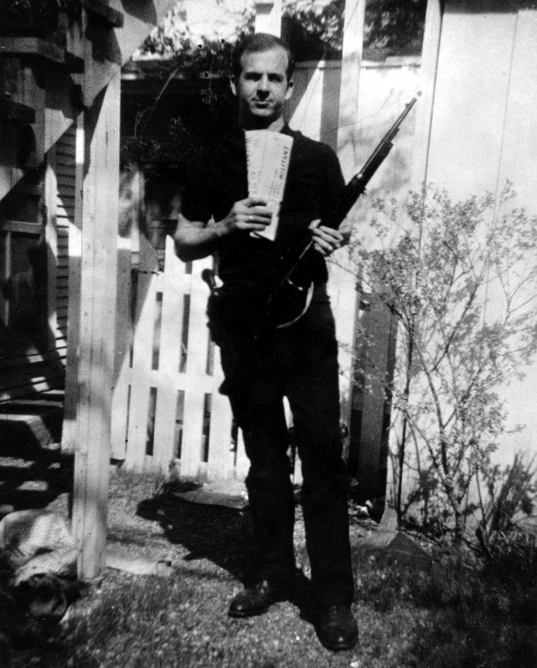 Lee Harvey Oswald Beeld -
