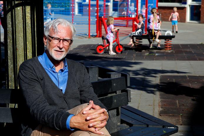 Bert-Jan Kollmer, bestuurslid OVO.