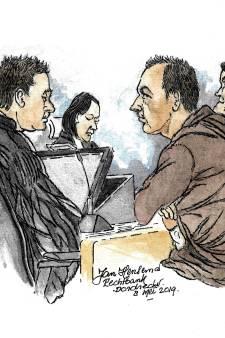 Twee jaar cel voor 'man met de hakbijl'