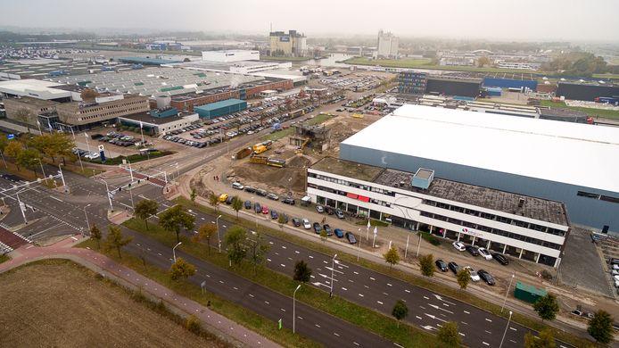 Scania in Zwolle.