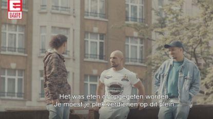 Hiphop-collectief SLM steunt Belgische MMA-vechter op Cage Warriors 94 en verzorgt ook zelf muzikaal spektakel