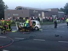 Ongeval in Bergen op Zoom trekt tientallen filmende omstanders: 'Mensen namen hun kinderen mee'