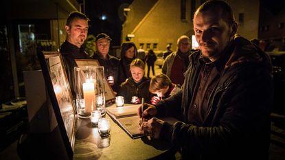 Actievoerders dragen gemeente Waarschoot ten grave